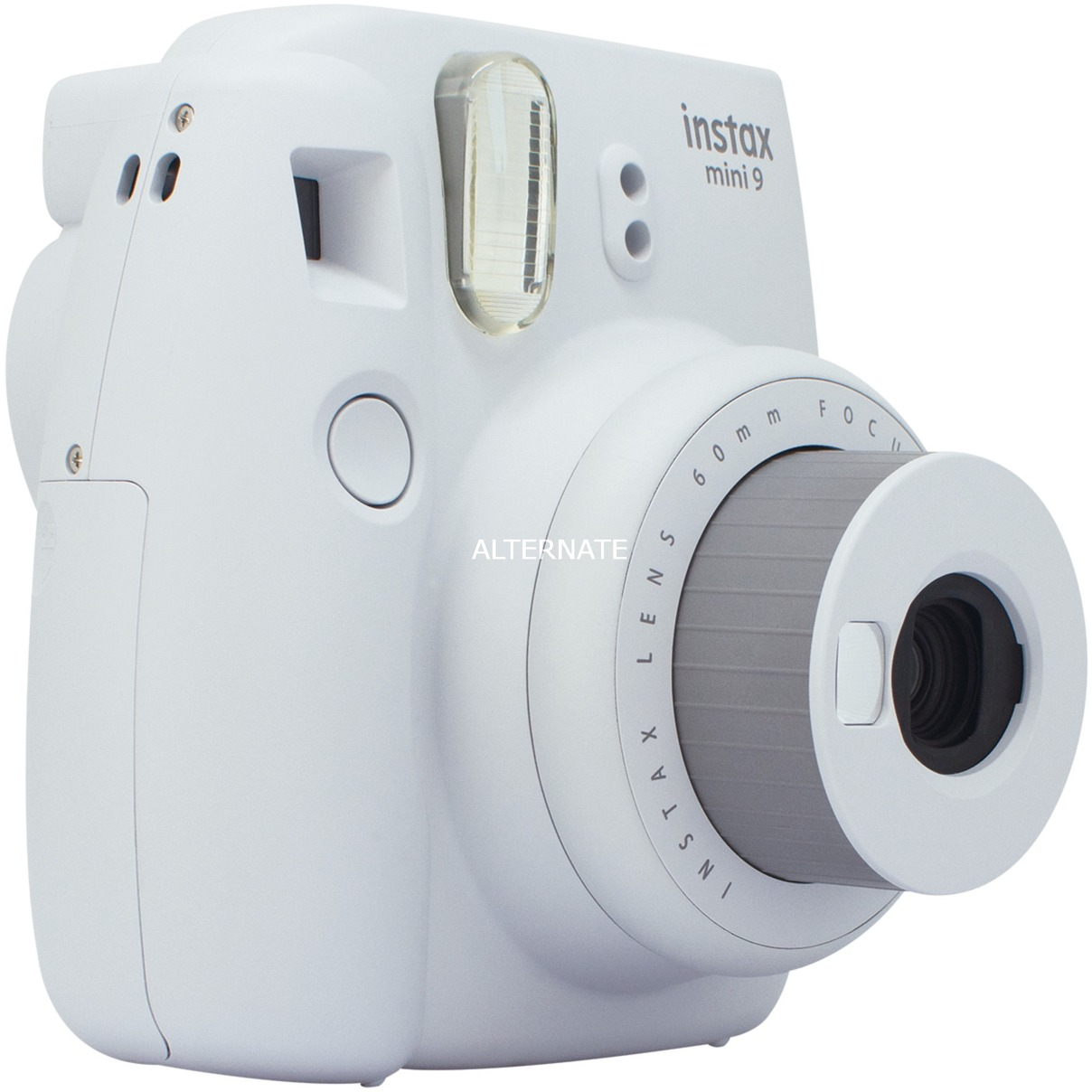 Instax Mini 9 cámara instantánea impresión 62 x 46 mm Blanco