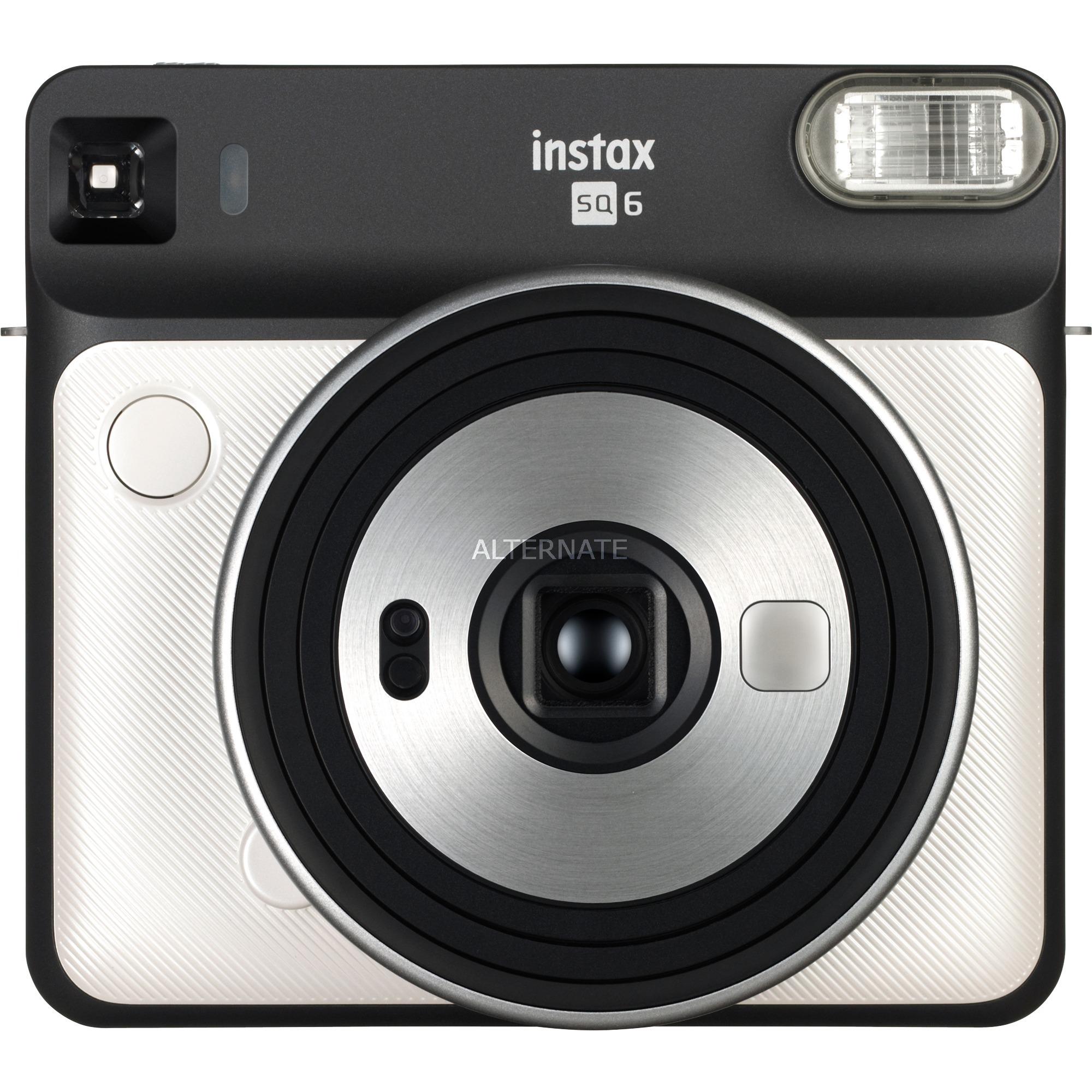 Instax SQ 6 cámara instantánea impresión 62 x 62 mm Blanco
