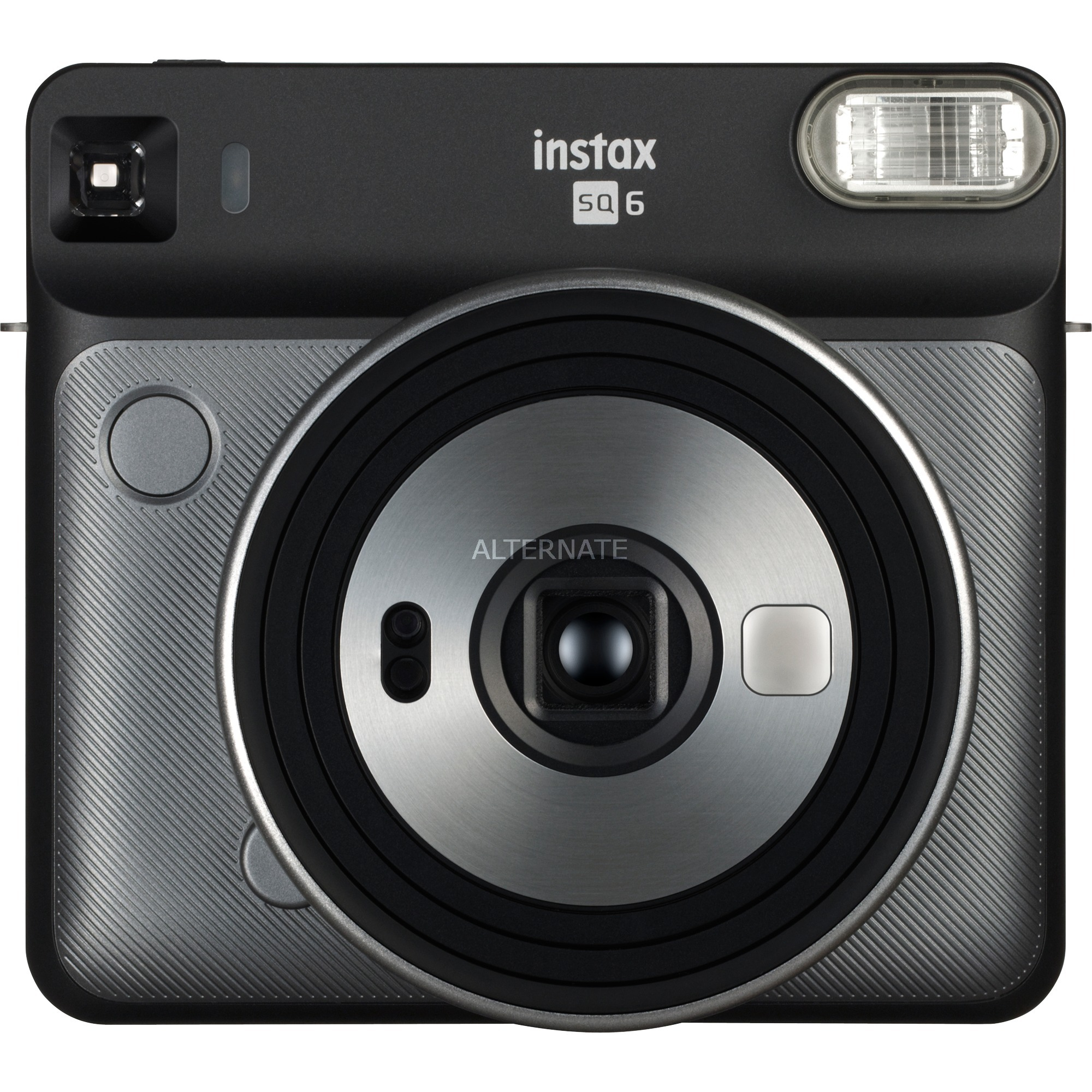 Instax SQ 6 cámara instantánea impresión 62 x 62 mm Grafito, Gris