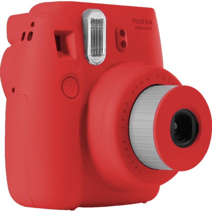 instax mini 8 62 x 46mm Rosa cámara instantánea impresión