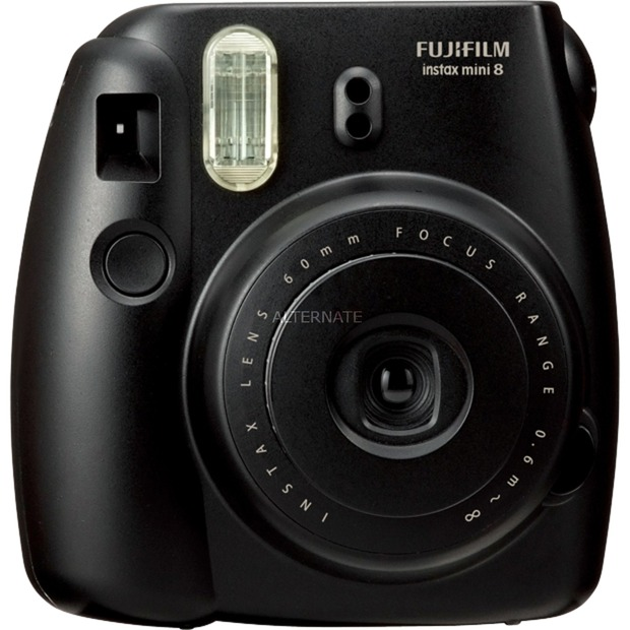 instax mini 8 Negro cámara instantánea impresión