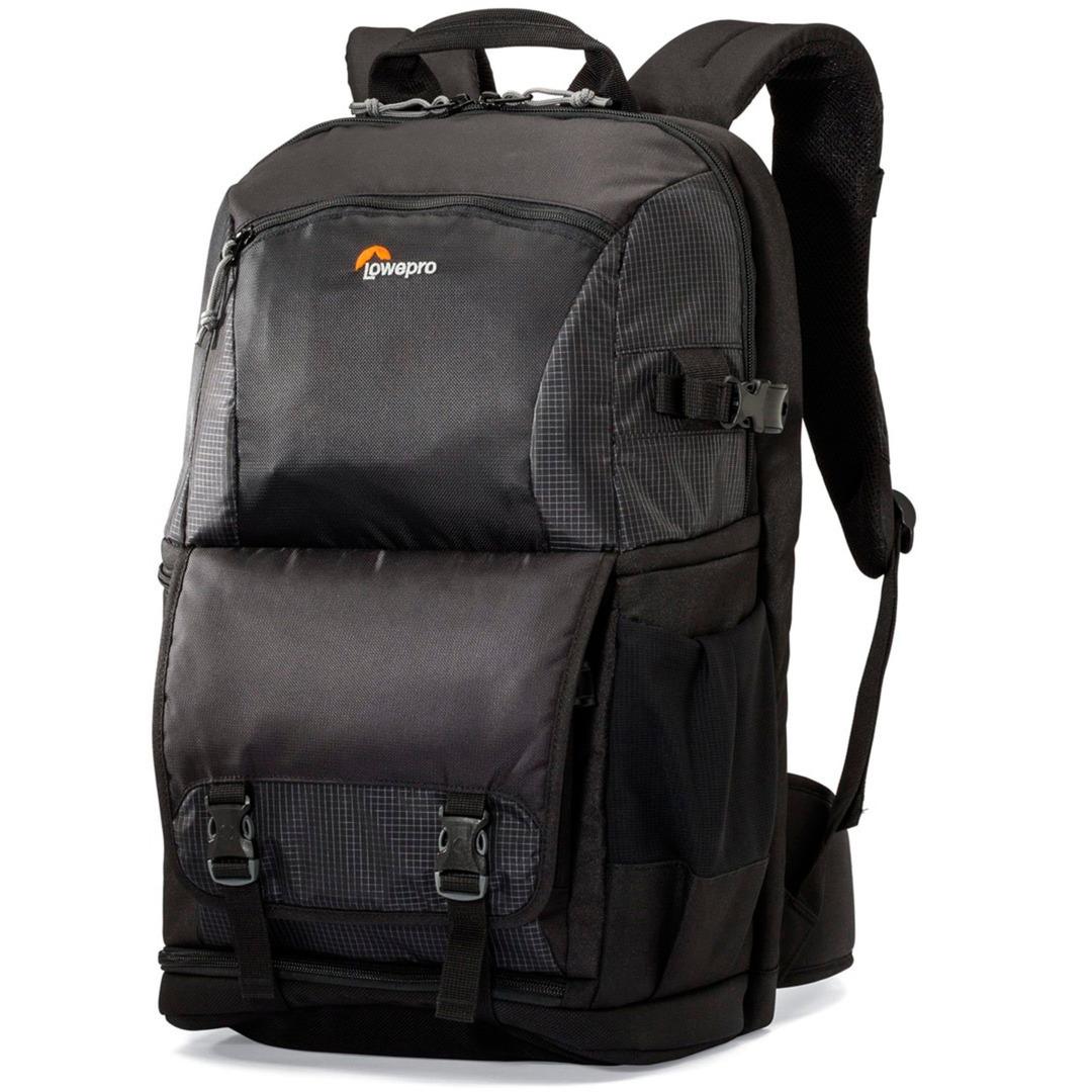 Fastpack BP 250 AW II Mochila Negro, Bolsa