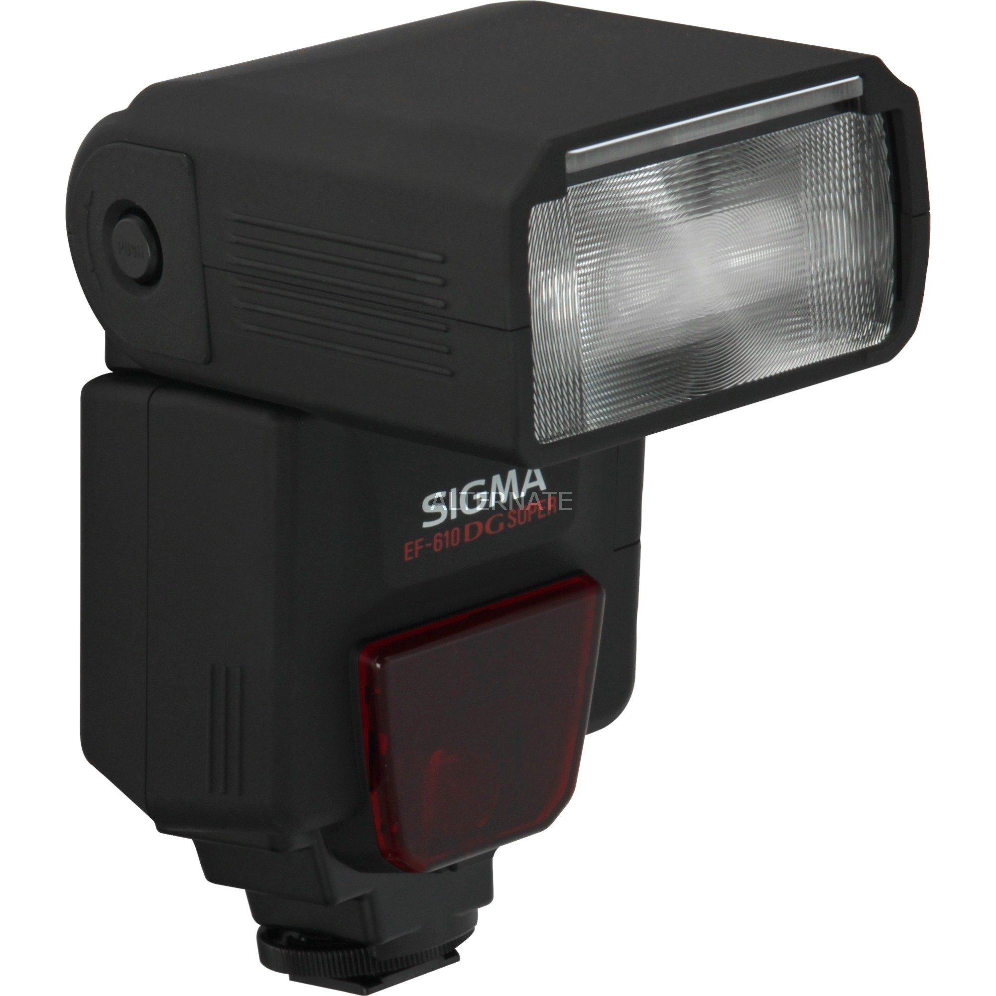EF-610 DG Flash esclavo Negro, Unidad de Flash