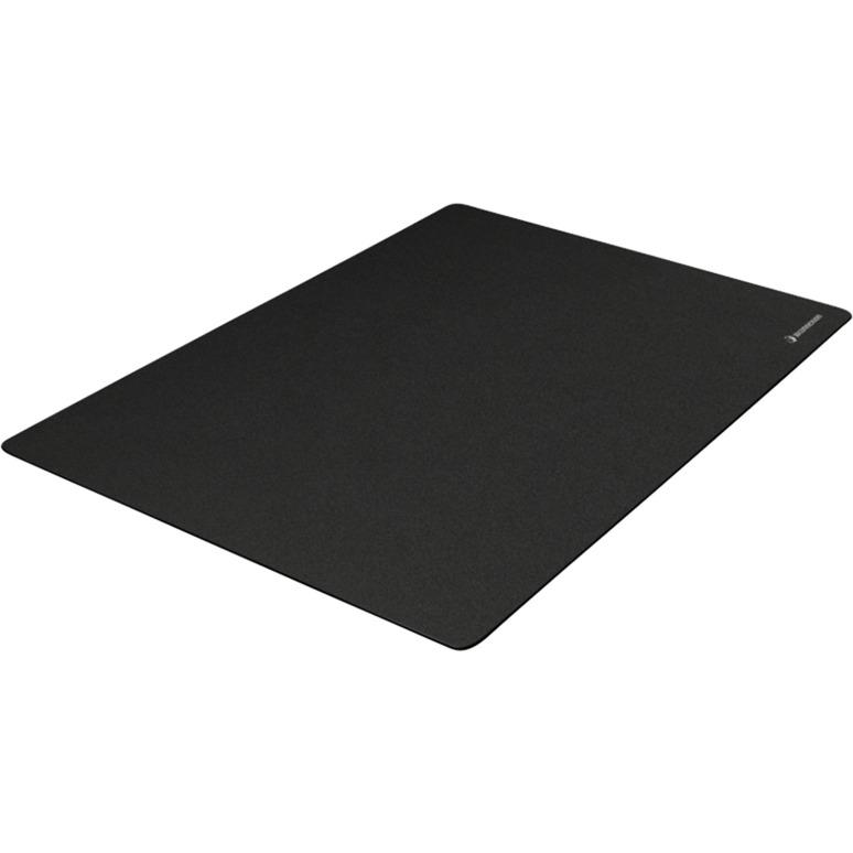 3DX-700053 Negro alfombrilla para ratón, Alfombrilla de ratón