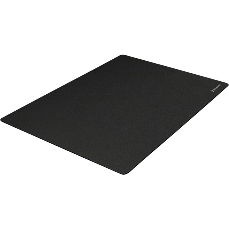 3DX-700053 alfombrilla para ratón Negro, Alfombrilla de ratón