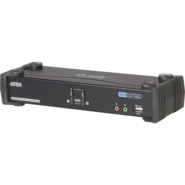 AT-CS1782A Interruptores KVM, Switch KVM