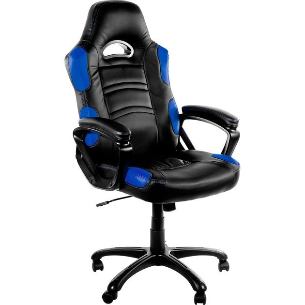 Enzo Blue silla de oficina y de ordenador, Asientos de juego