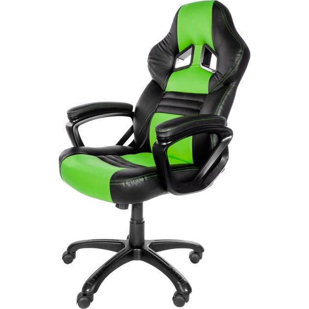 Monza Green silla de oficina y de ordenador, Asientos de juego