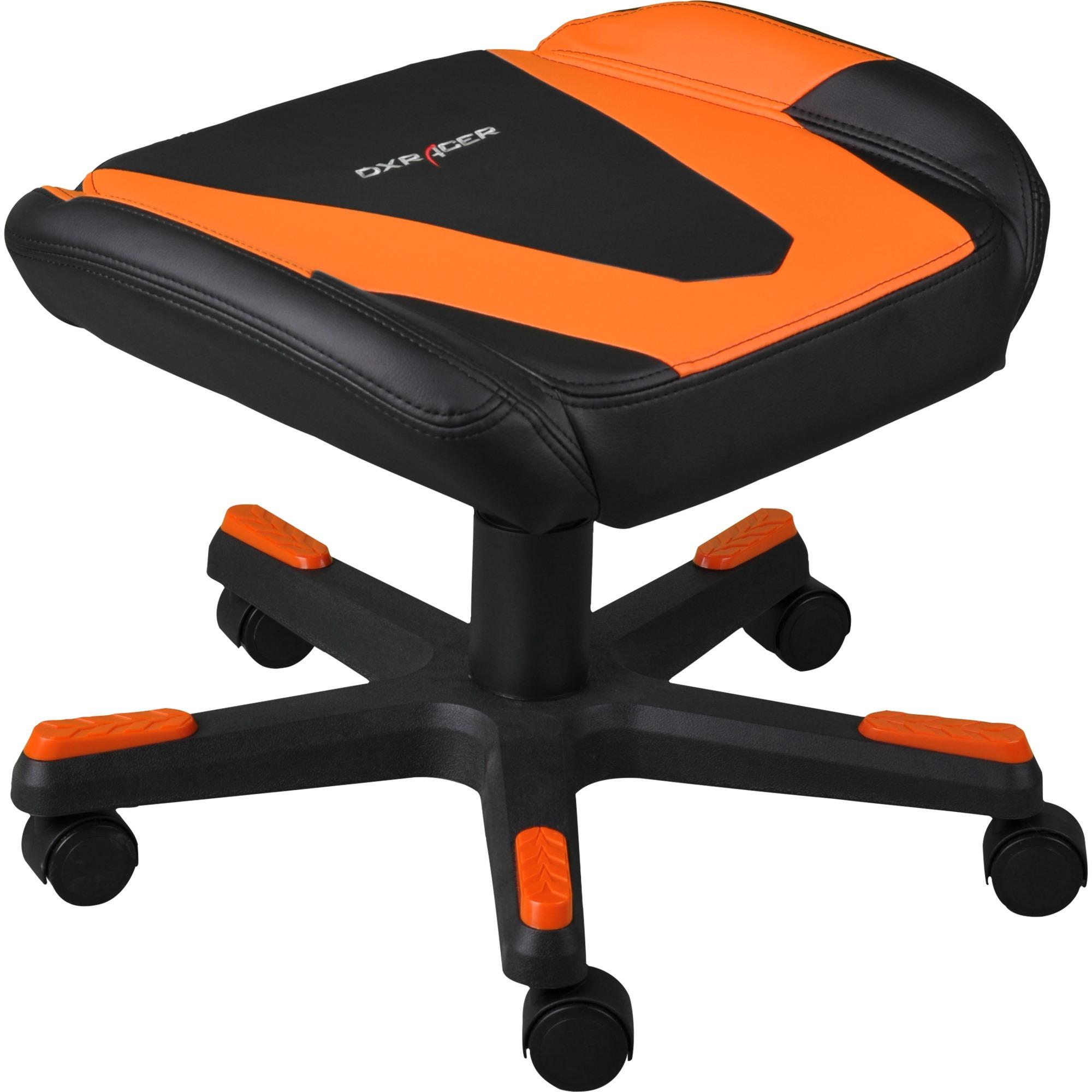 8034 Asiento acolchado silla de oficina y de ordenador, Reposapiés