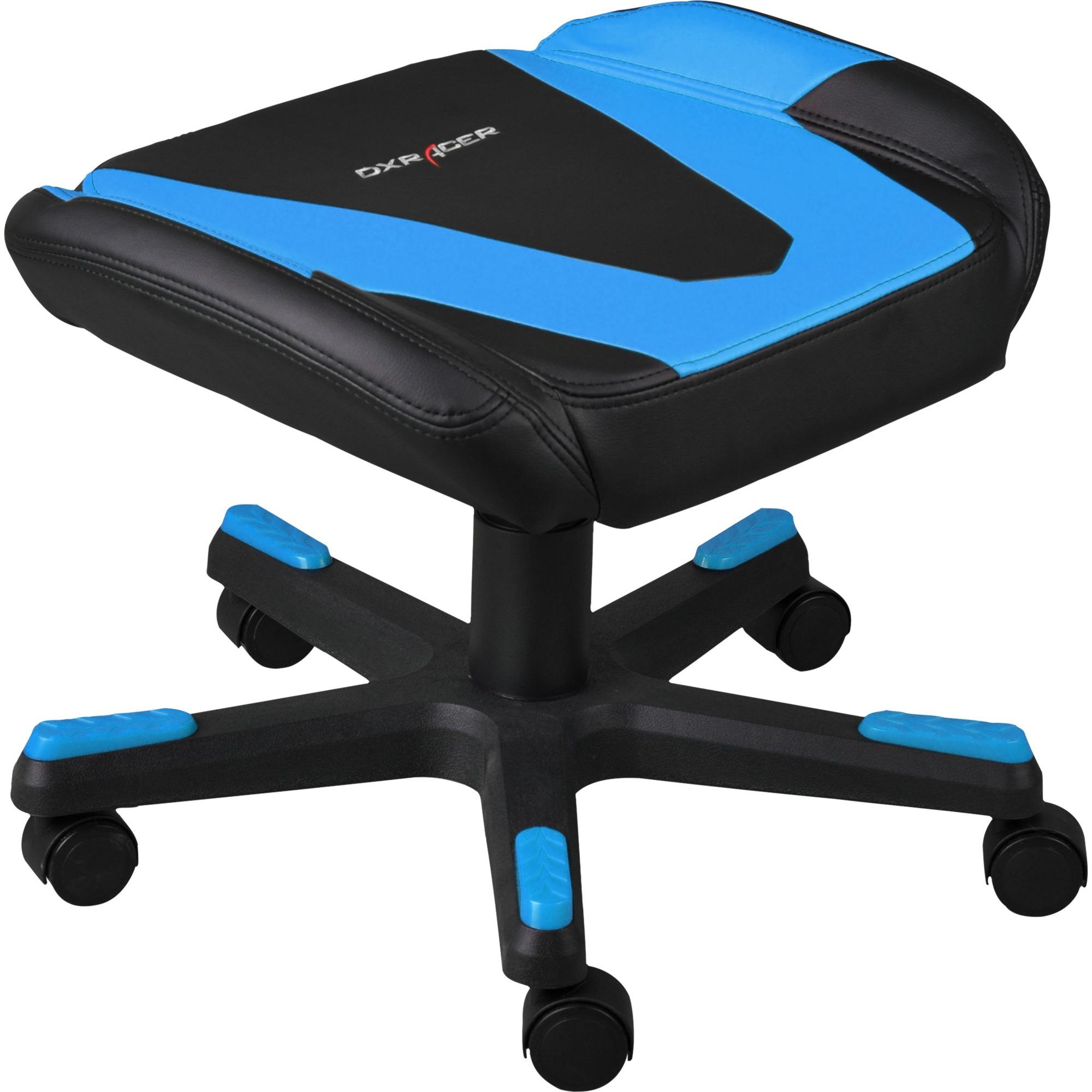 FR/FX0/NB Asiento acolchado silla de oficina y de ordenador, Reposapiés