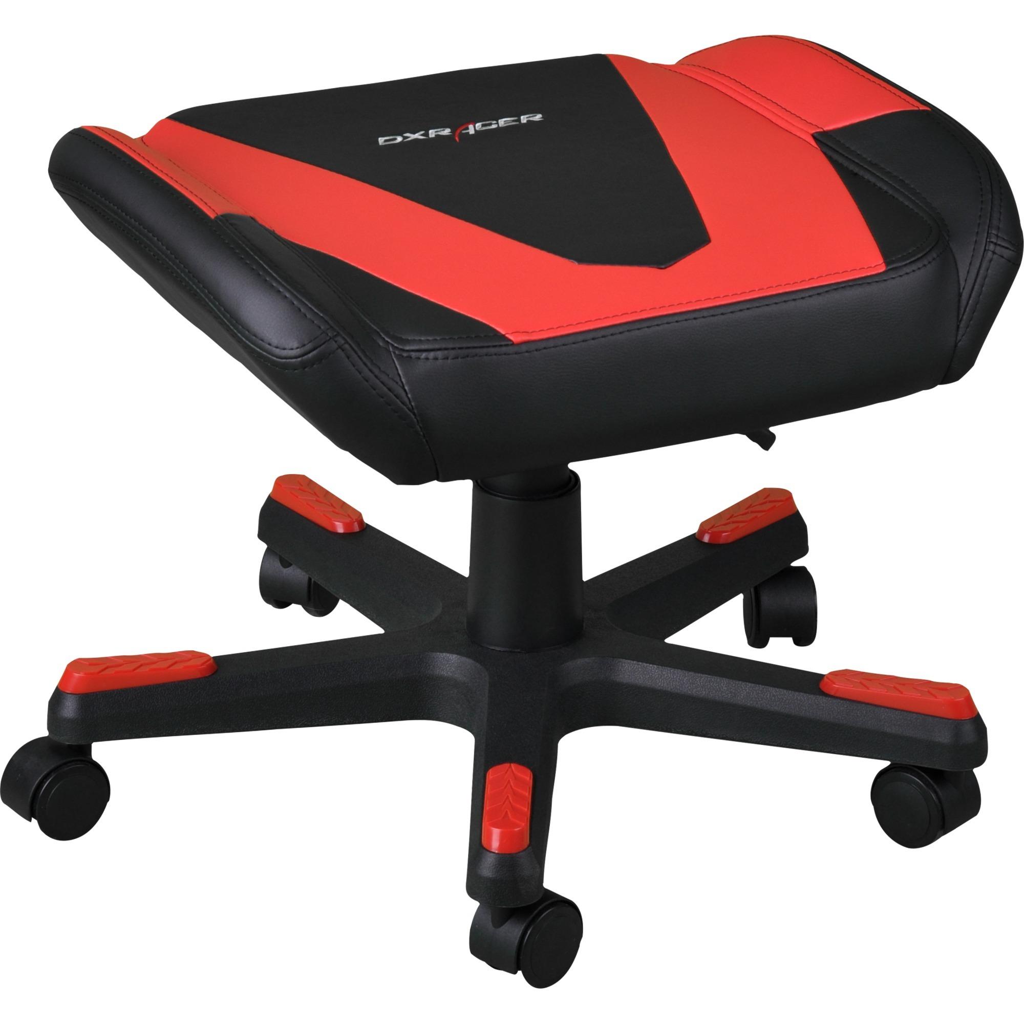 FR/FX0/NR Asiento acolchado silla de oficina y de ordenador, Reposapiés