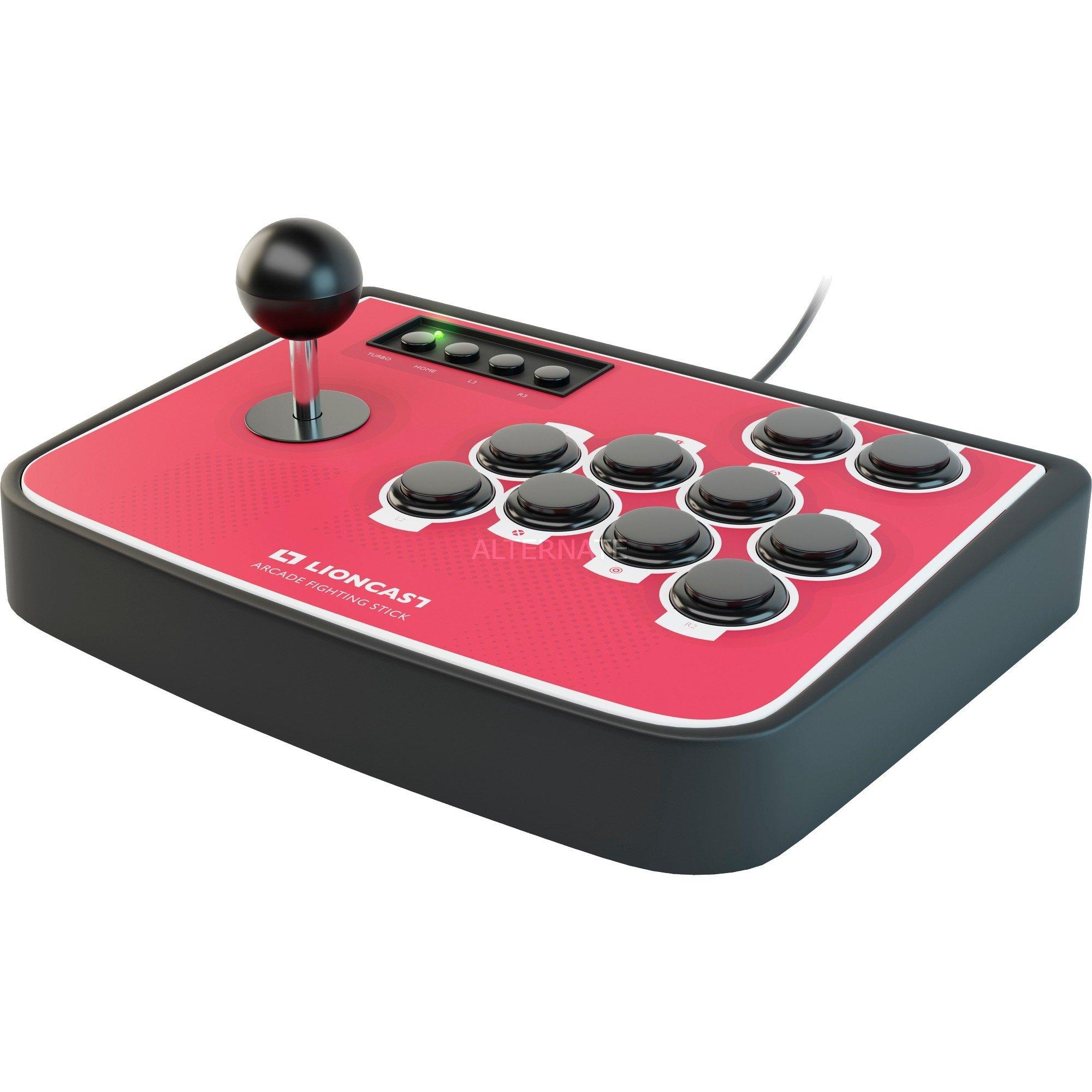 Arcade Fighting Stick, Palanca de mando