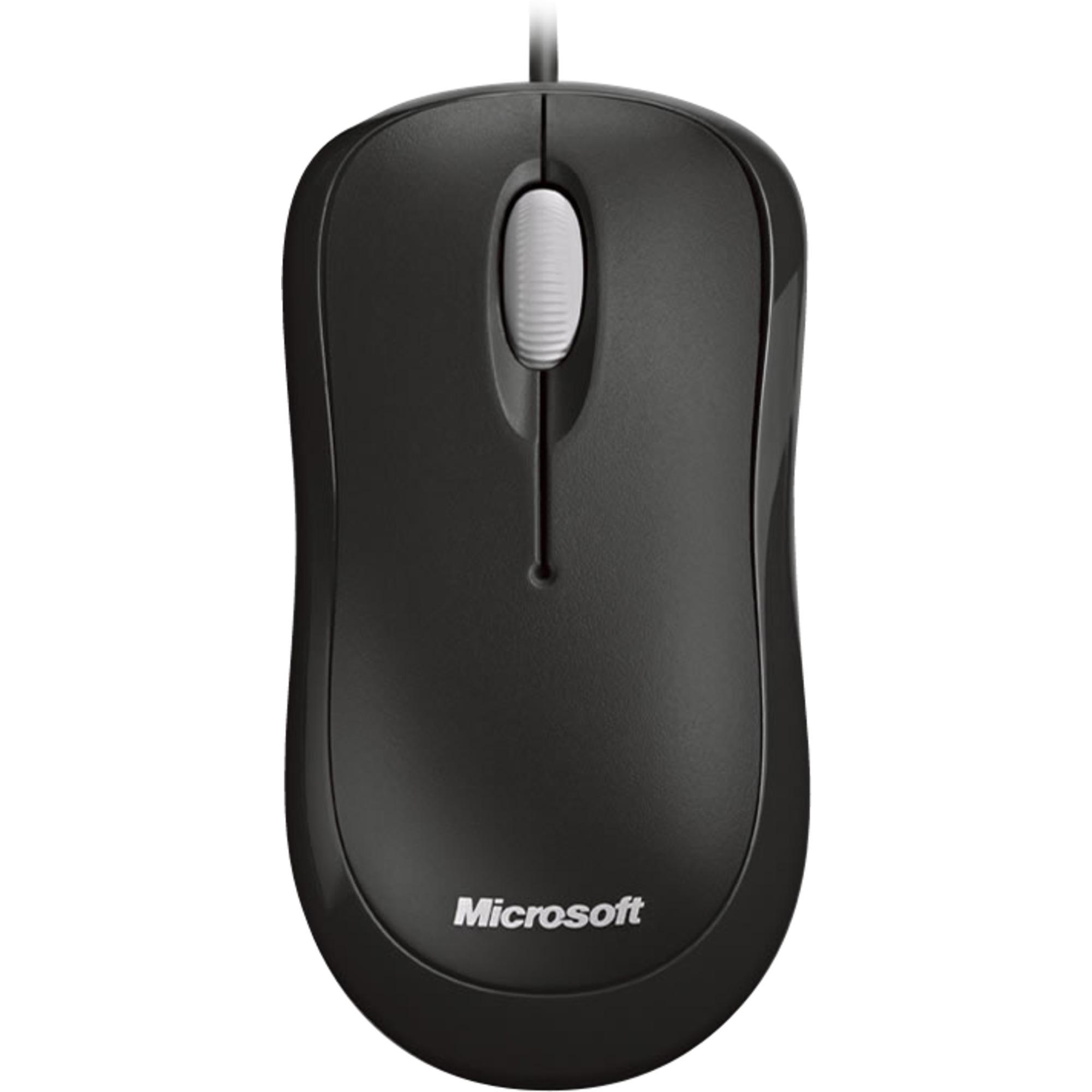 4YH-00007 ratón USB Óptico 800 DPI Ambidextro