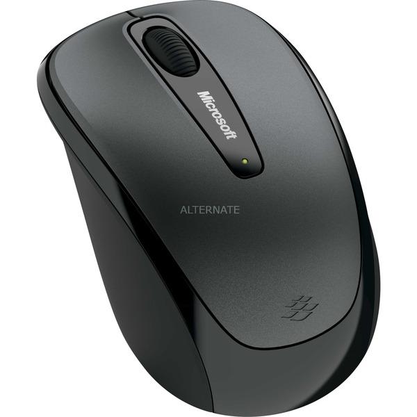 5RH-00001 ratón RF inalámbrico BlueTrack 1000 DPI Ambidextro Negro