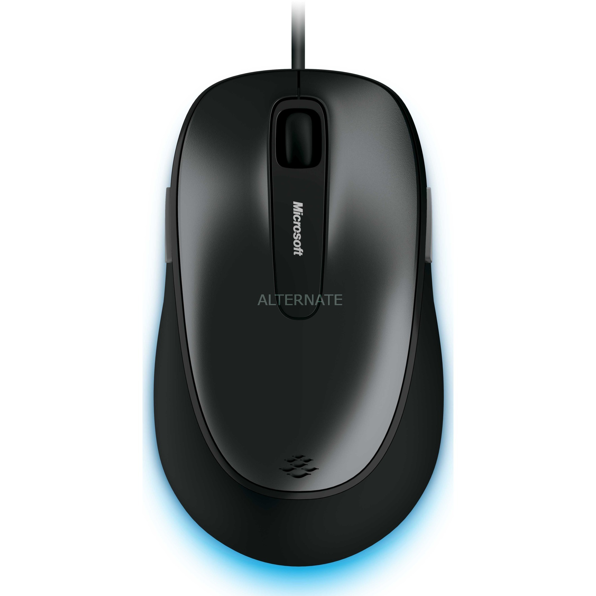 Comfort Mouse 4500 for Business ratón USB BlueTrack 1000 DPI Ambidextro Negro