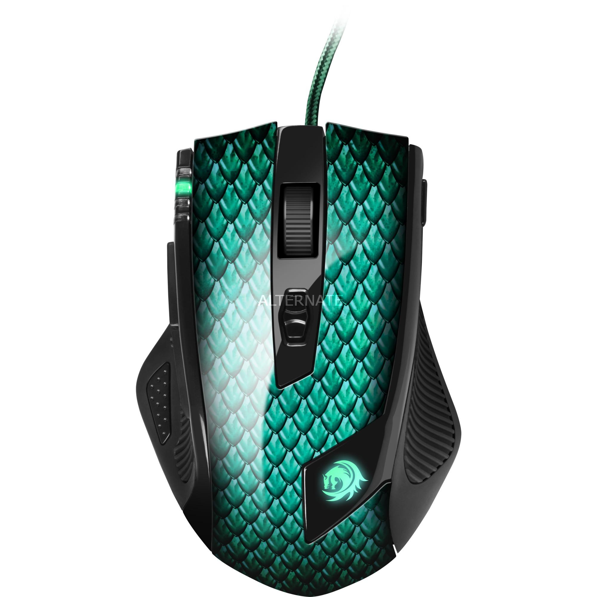 Drakonia Gaming Mouse, Ratón