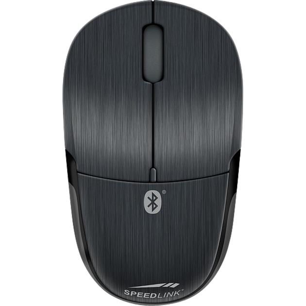 JIXSTER ratón Bluetooth Óptico 1400 DPI Ambidextro