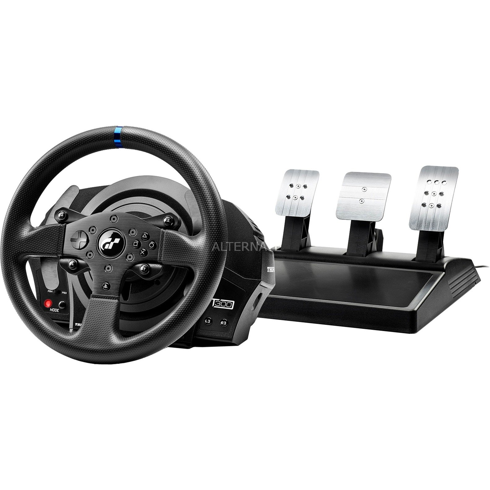 T300 RS GT Volante + Pedales PC,PlayStation 4,Playstation 3 Negro
