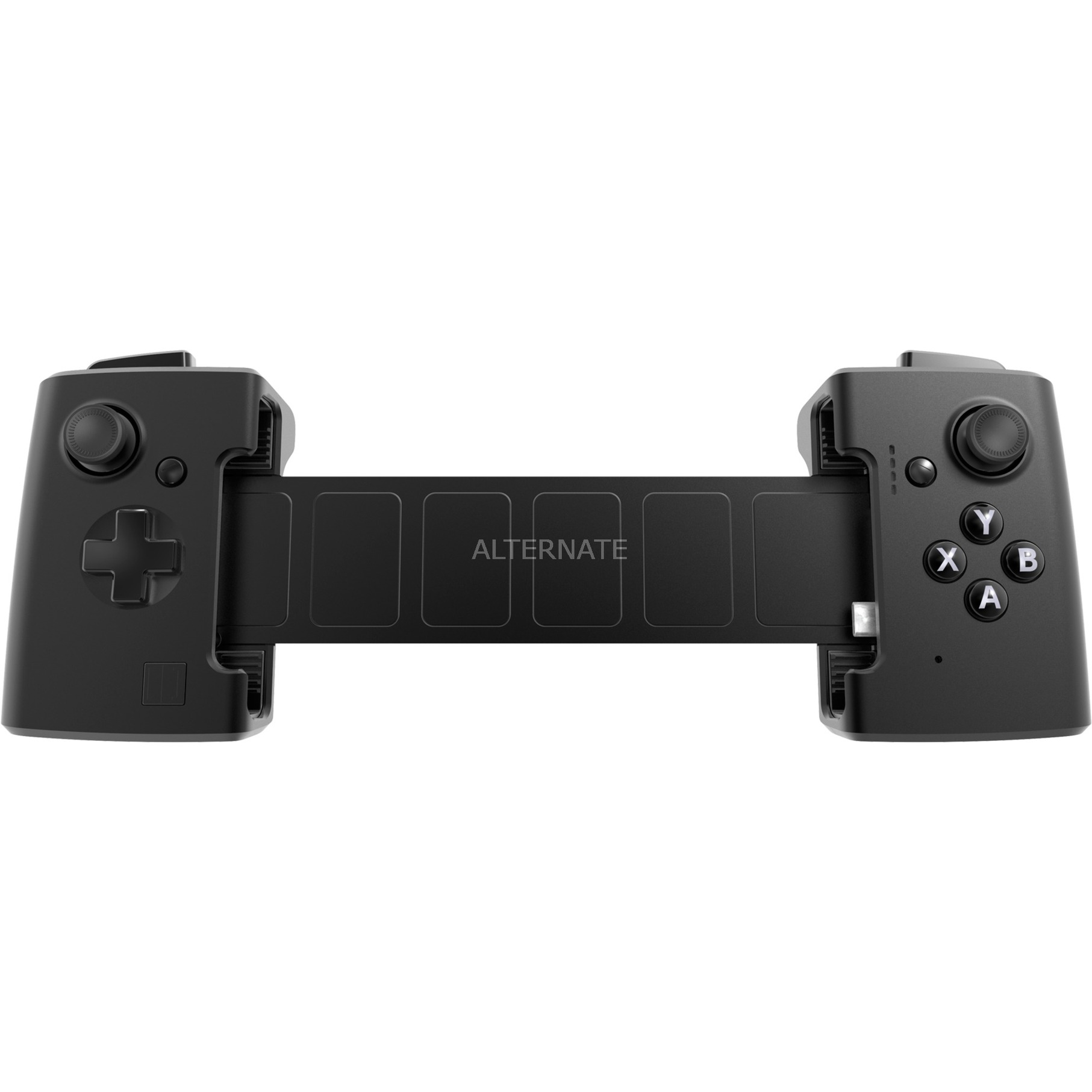 90AC0390-BCL001 mando y volante Gamepad Android Analógico/Digital USB Negro
