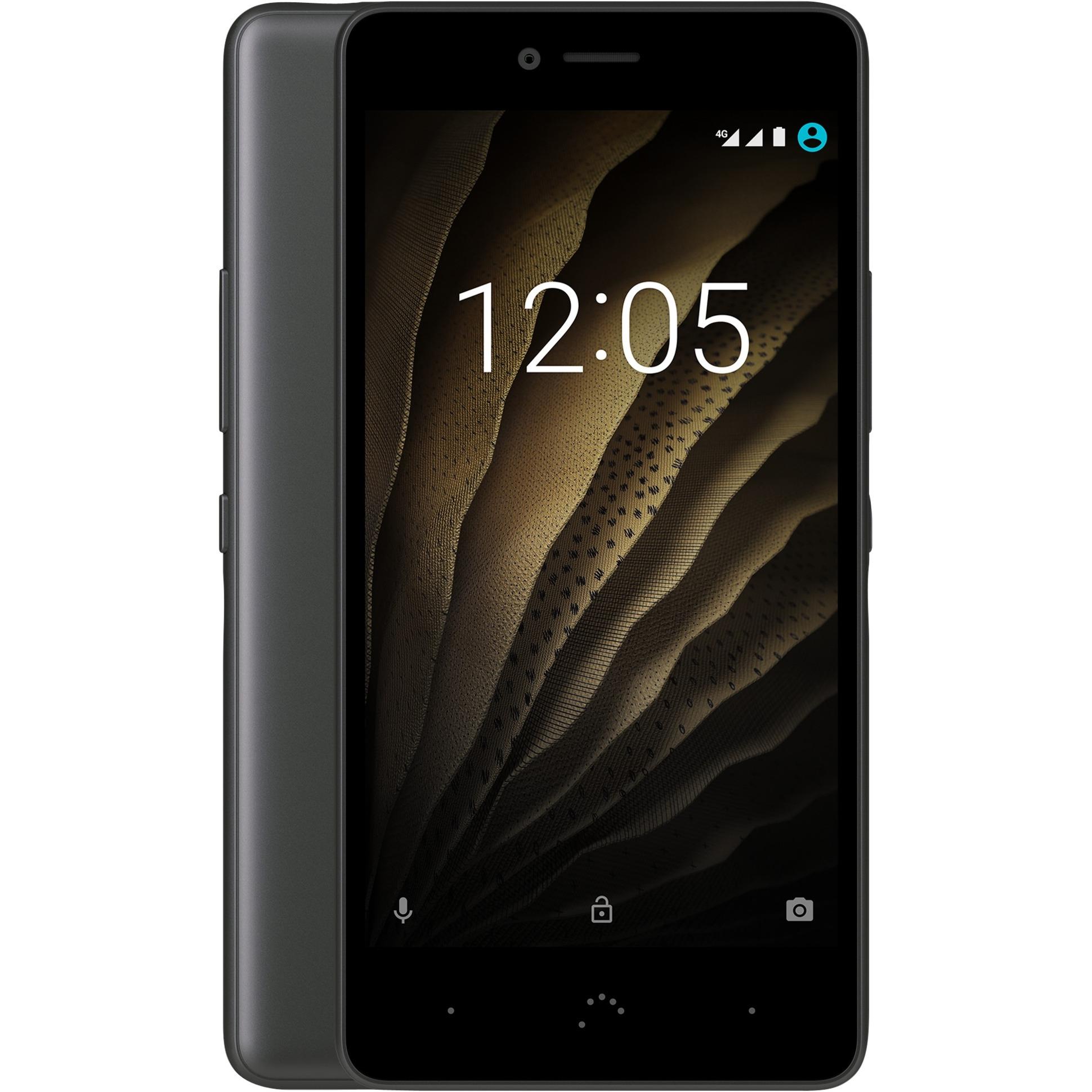 Aquaris U SIM doble 4G 16GB Negro, Móvil