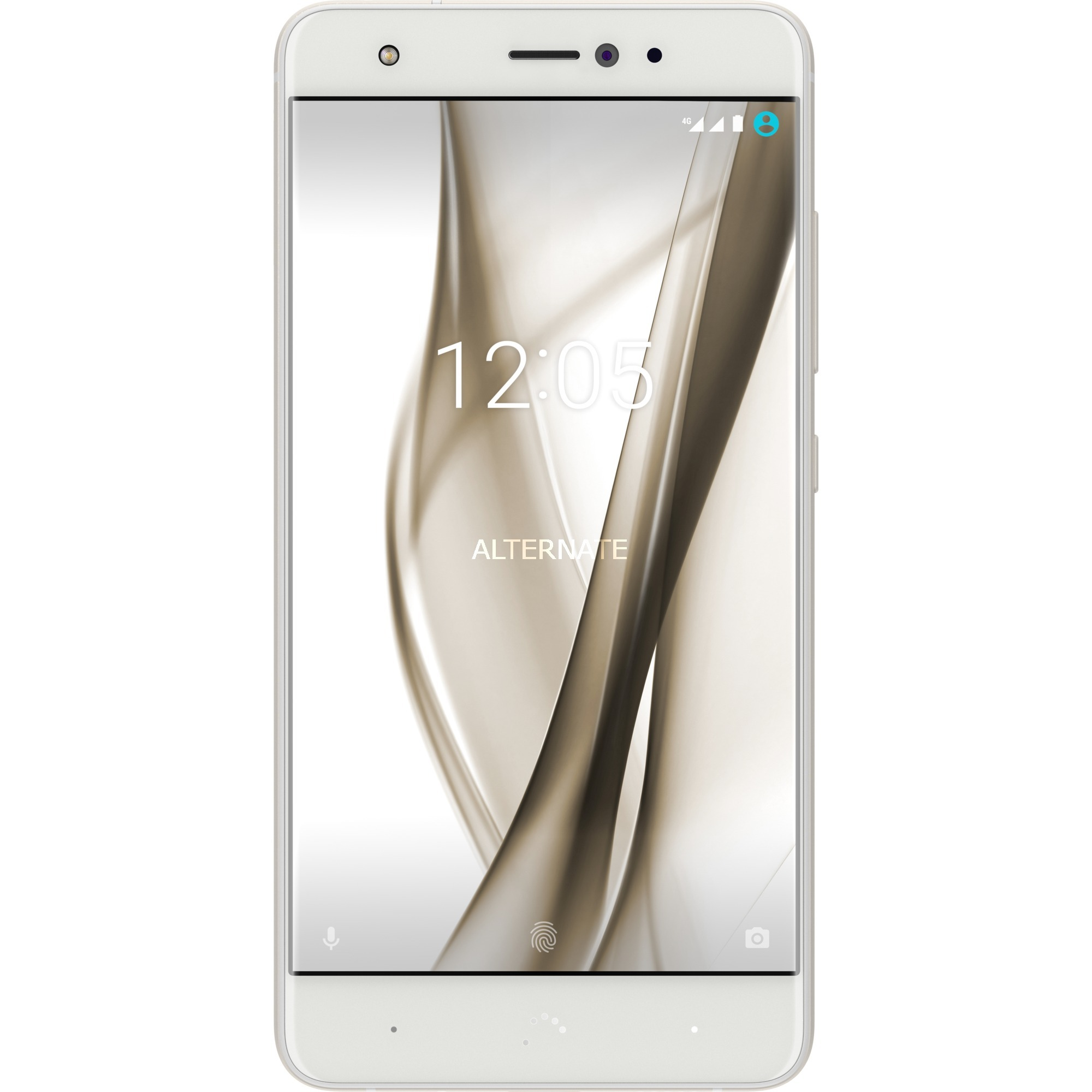 Aquaris X Pro SIM doble 4G 64GB Blanco, Móvil
