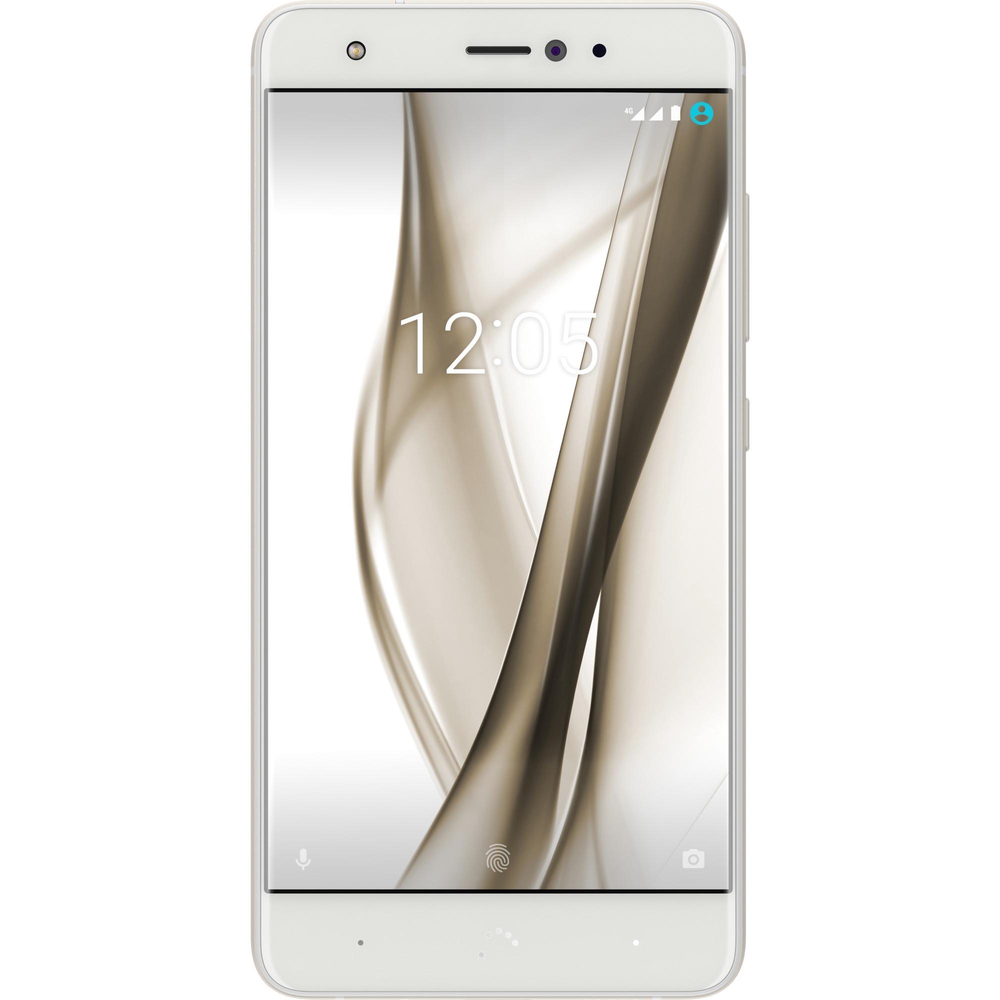 Aquaris X Pro SIM doble 4G 64GB Color blanco, Móvil