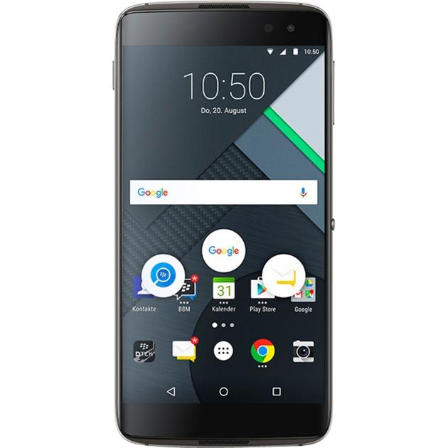 DTEK60 SIM única 4G 32GB Negro, Móvil