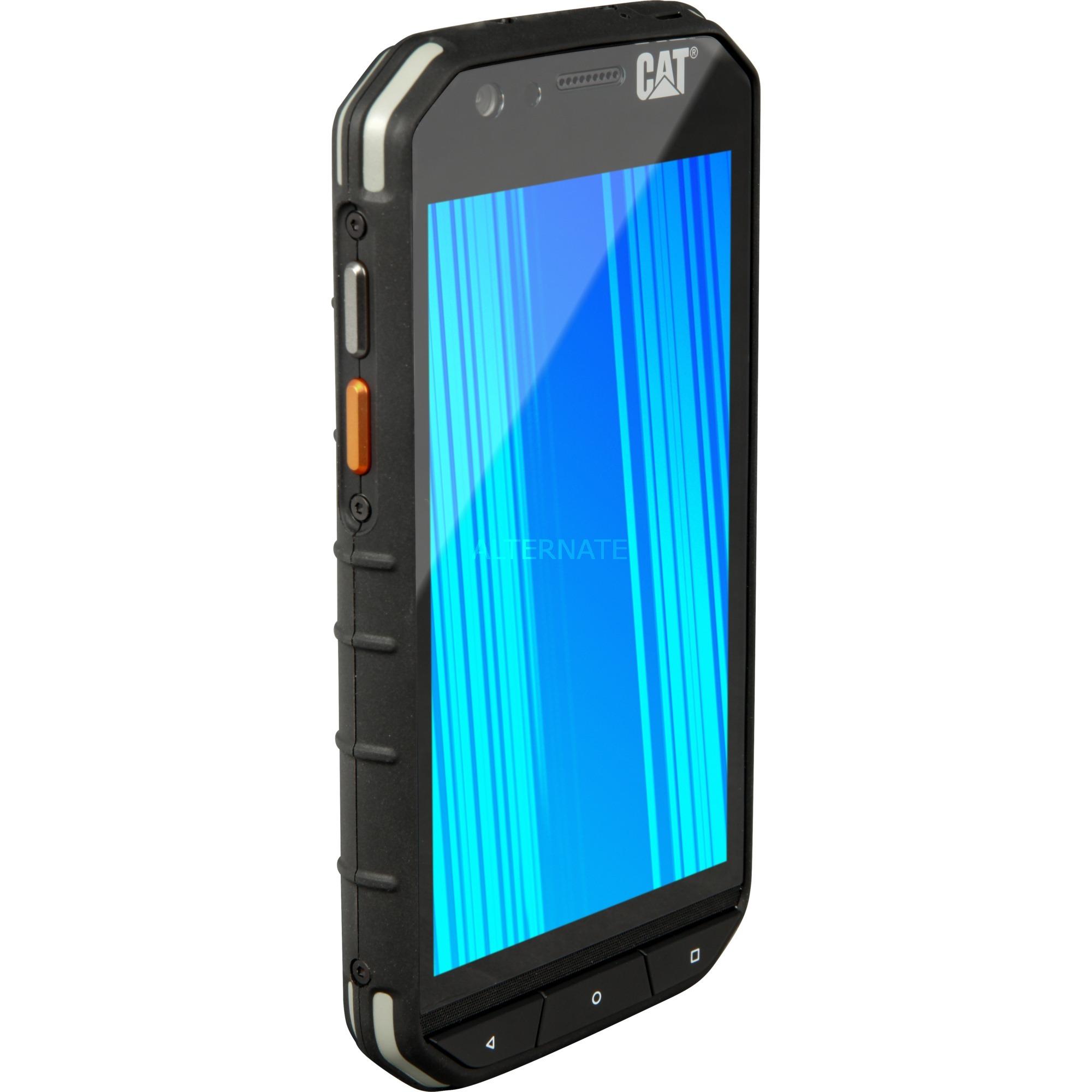 "S31 11,9 cm (4.7"") 2 GB 16 GB 4G Negro 4000 mAh, Móvil"