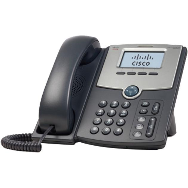SPA502G, Teléfono VoIP