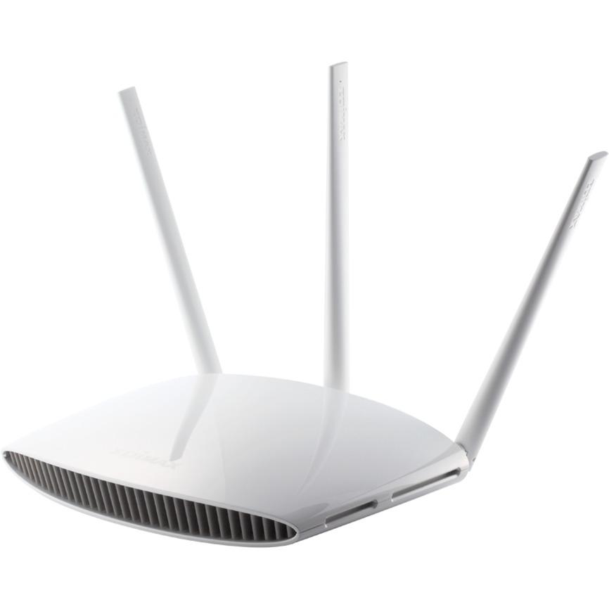 AC750 router inalámbrico Doble banda (2,4 GHz / 5 GHz) Blanco