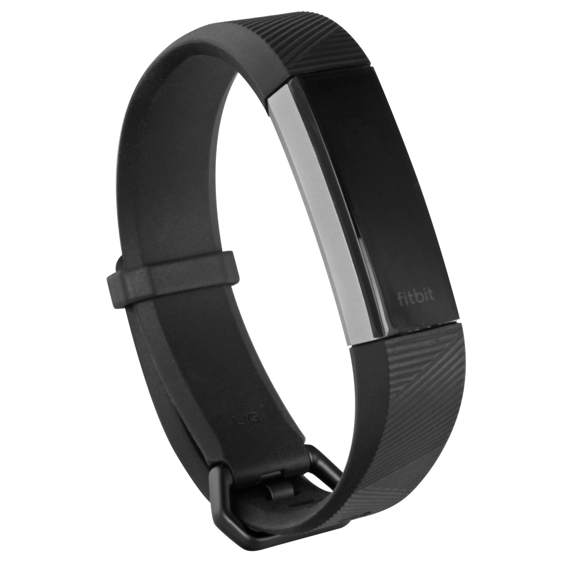 Alta HR Wristband activity tracker OLED Inalámbrico Negro, Control de actividad