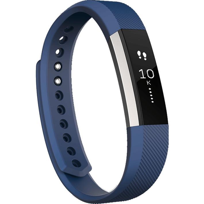 Alta Wristband activity tracker OLED Inalámbrico Azul, SmartWatch