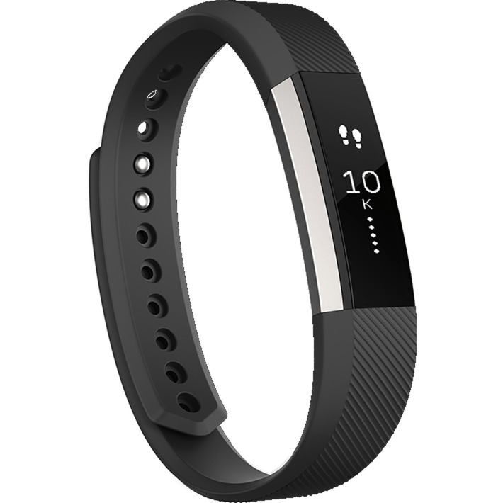 Alta Wristband activity tracker OLED Inalámbrico Negro, SmartWatch