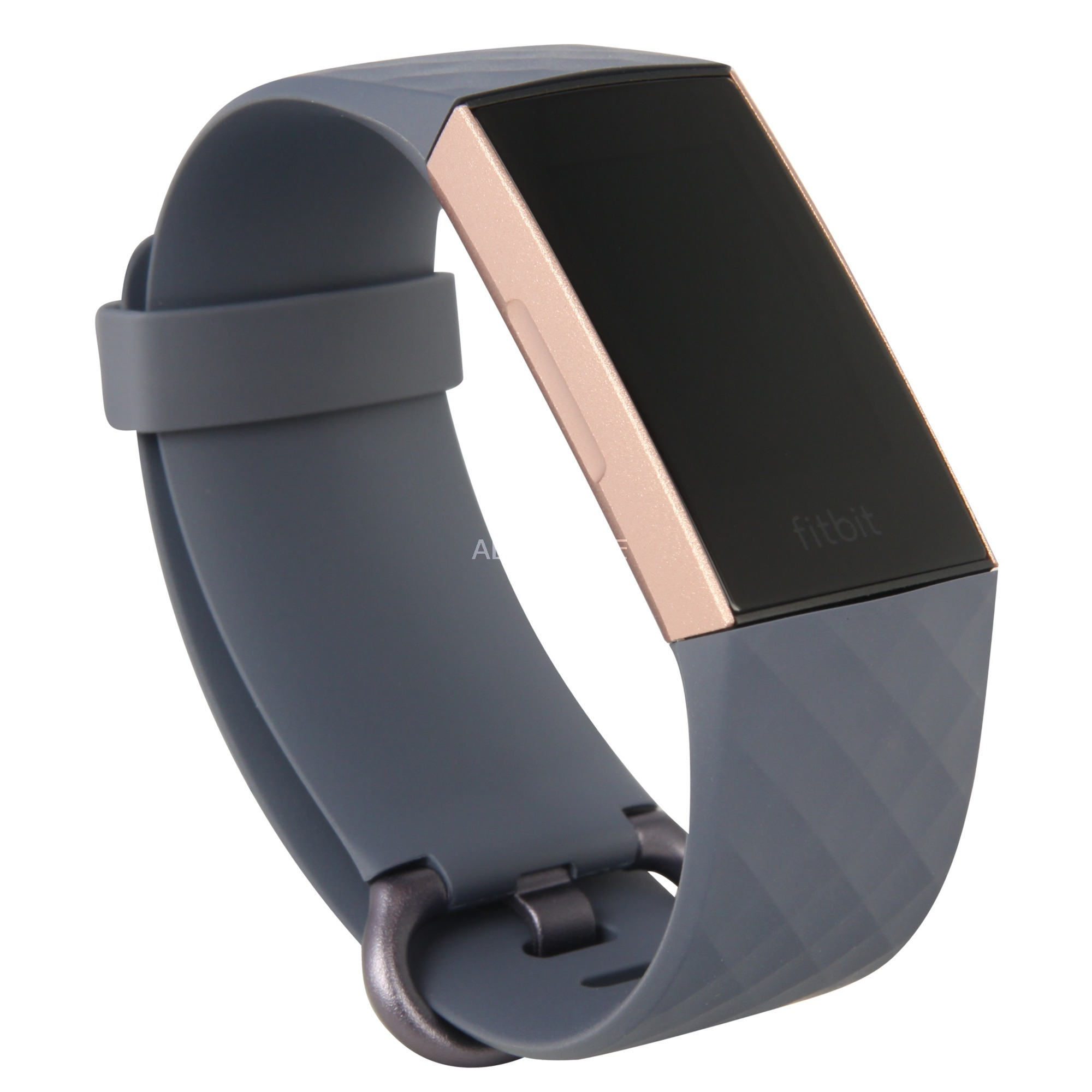 Charge 3 Pulsera de actividad Gris, Oro rosa OLED, Fitnesstracker