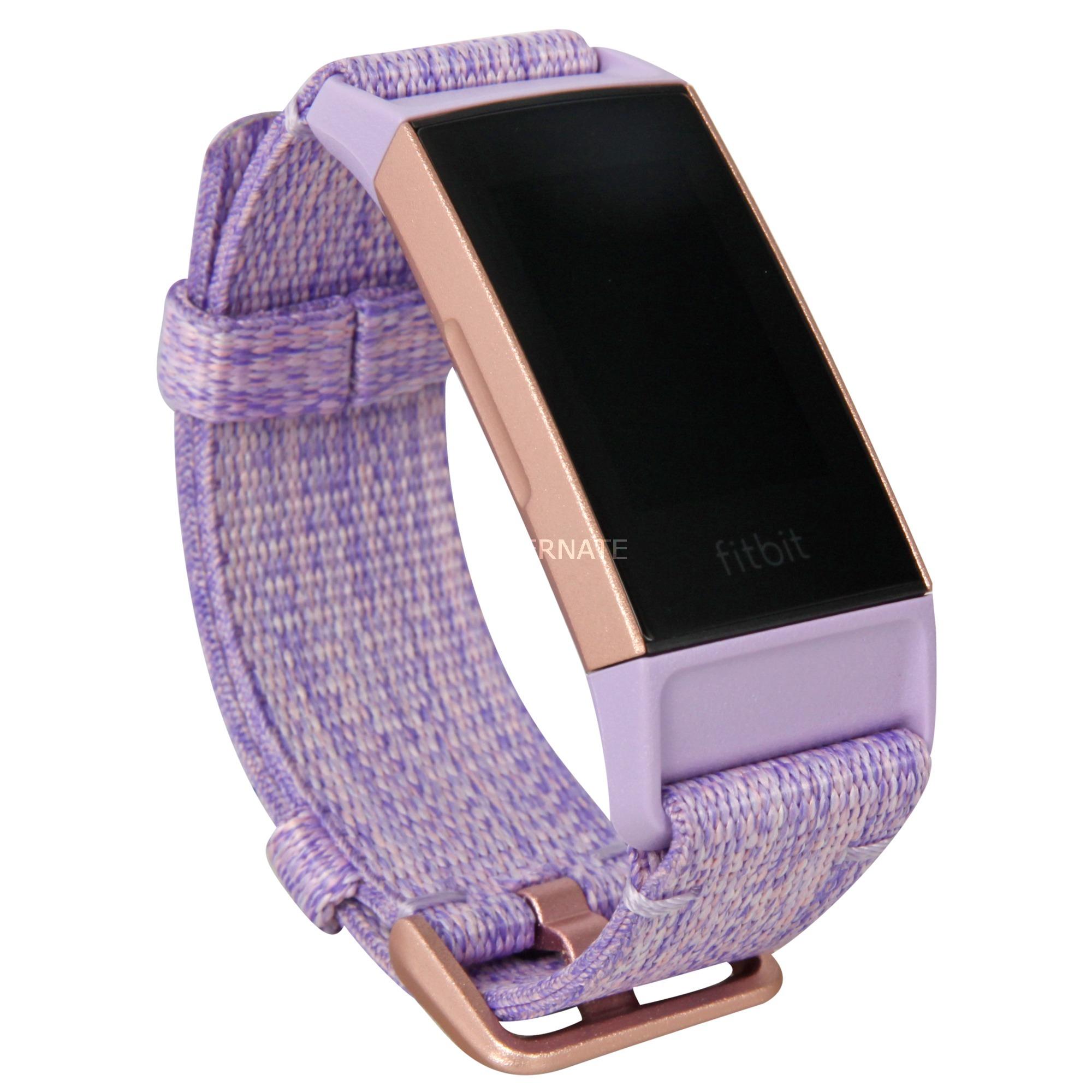 Charge 3 Pulsera de actividad Lavanda, Oro rosa OLED, Fitnesstracker