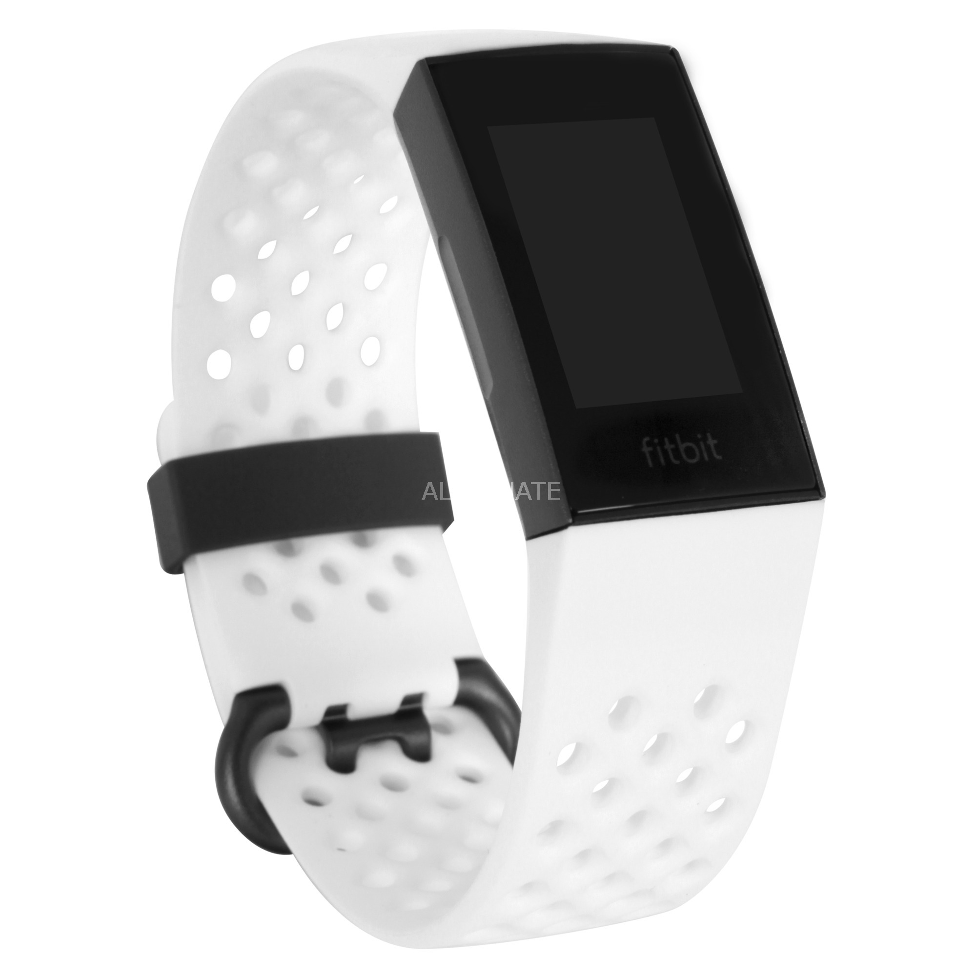 Charge 3 Special Edition Wristband activity tracker Grafito, Blanco Inalámbrico y alámbrico, Fitnesstracker