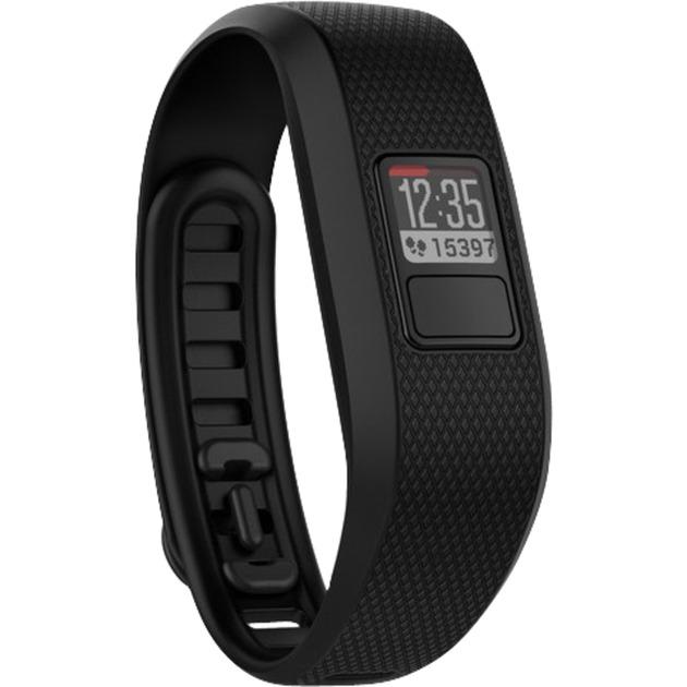 010-01608-06 Wristband activity tracker Negro rastreador de actividad, Fitnesstracker
