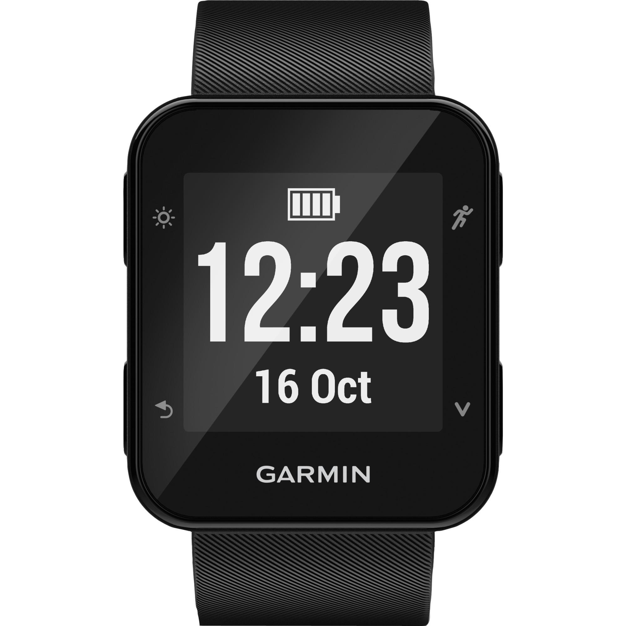 f089dccbd9f4 Garmin Forerunner 35 reloj deportivo Negro 128 x 128 Pixeles Bluetooth