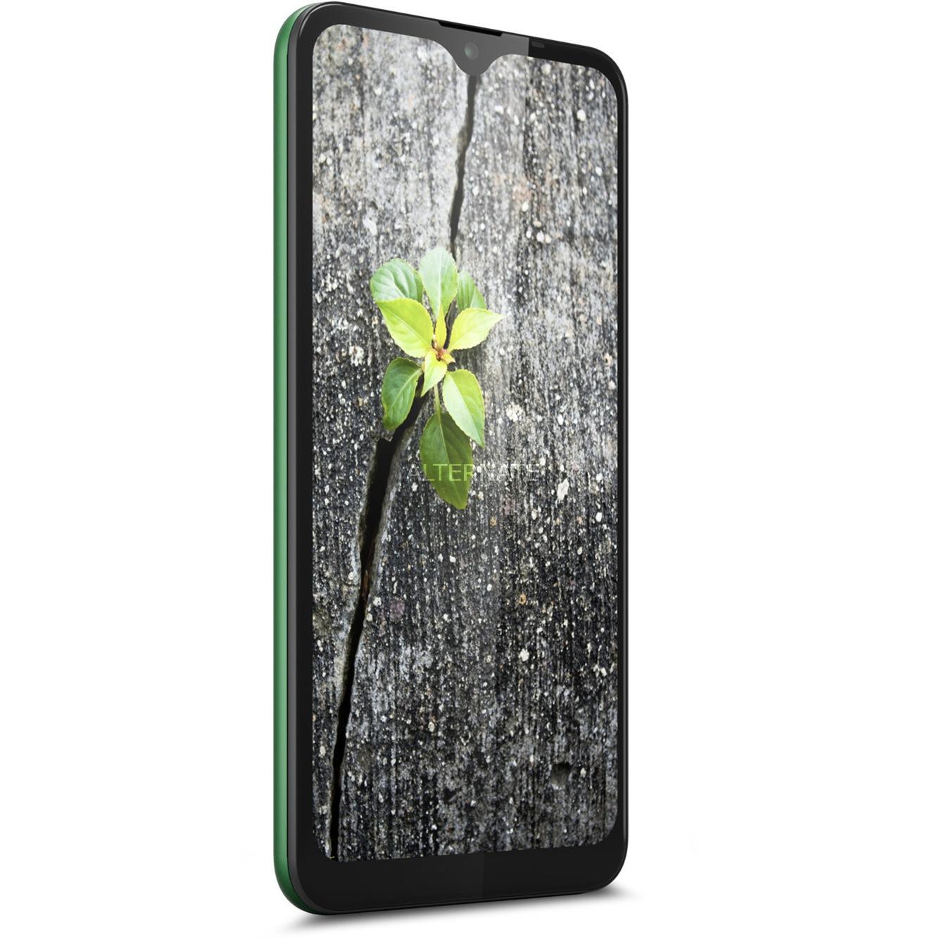 """GS110 15,5 cm (6.1"""") 1 GB 16 GB SIM doble 4G Verde 3000 mAh, Móvil"""
