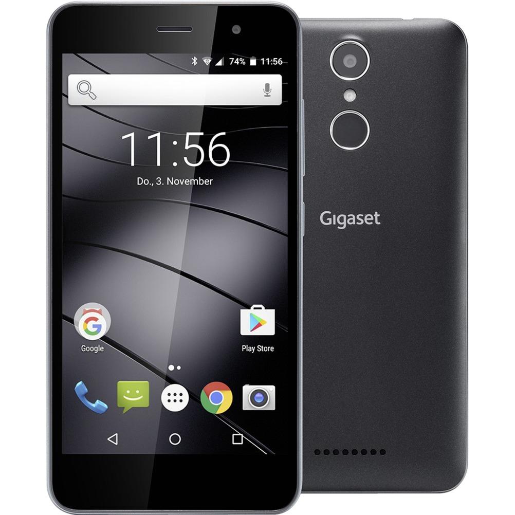 "GS160 5"" SIM doble 4G 1GB 2500mAh Negro, Móvil"