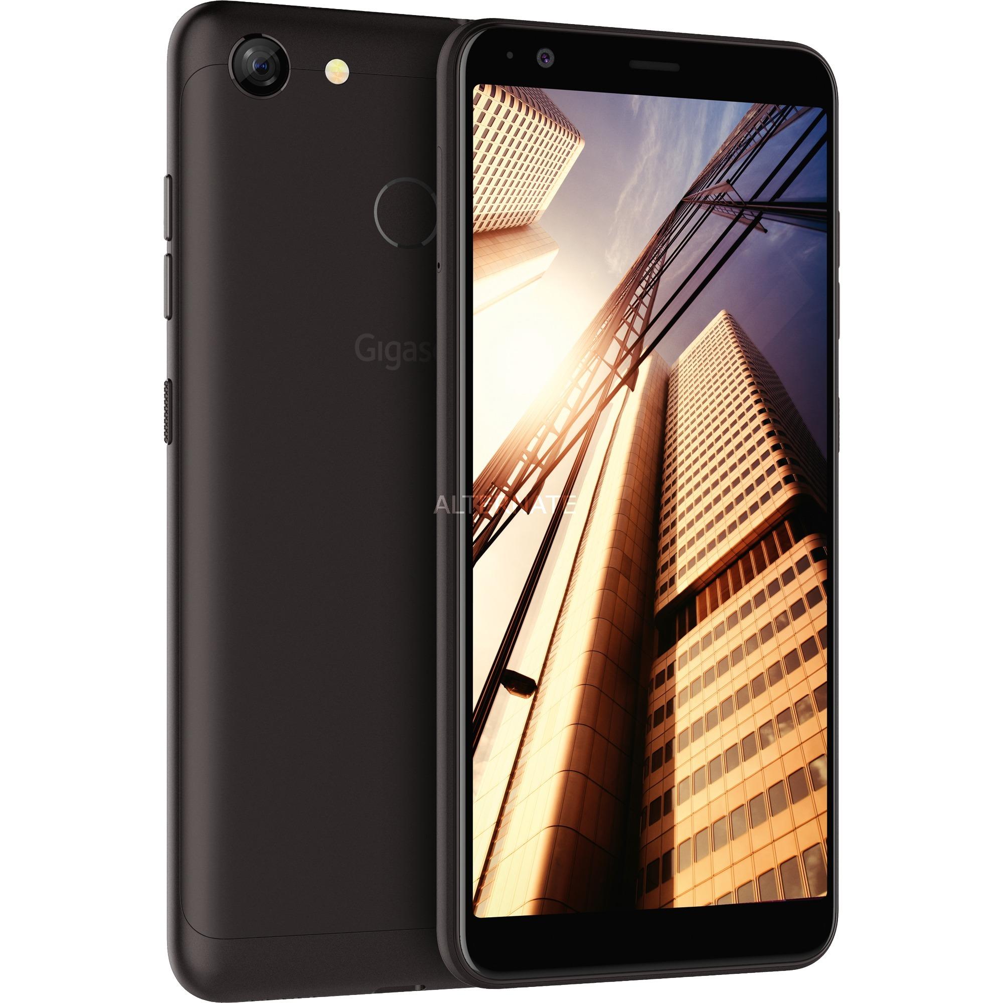 "GS280 14,5 cm (5.7"") 3 GB 32 GB SIM doble 4G Marrón 5000 mAh, Móvil"