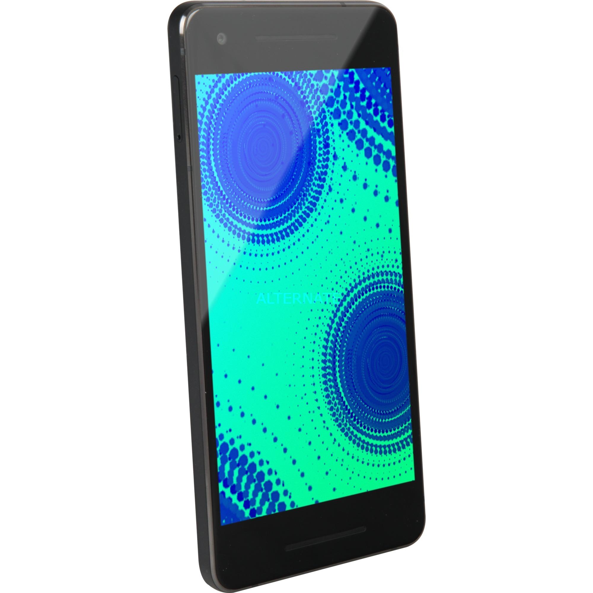 "Pixel 2 12,7 cm (5"") 4 GB 128 GB SIM única 4G Negro 2700 mAh, Móvil"
