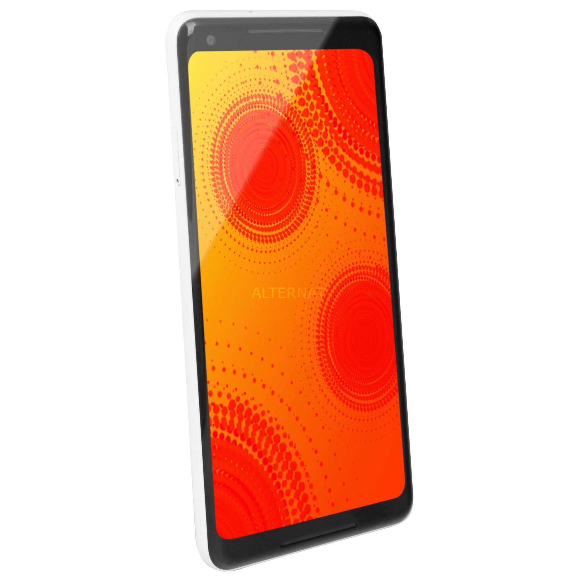 "Pixel 2 XL 15,2 cm (6"") 4 GB 128 GB SIM única 4G Negro, Blanco 3520 mAh, Móvil"