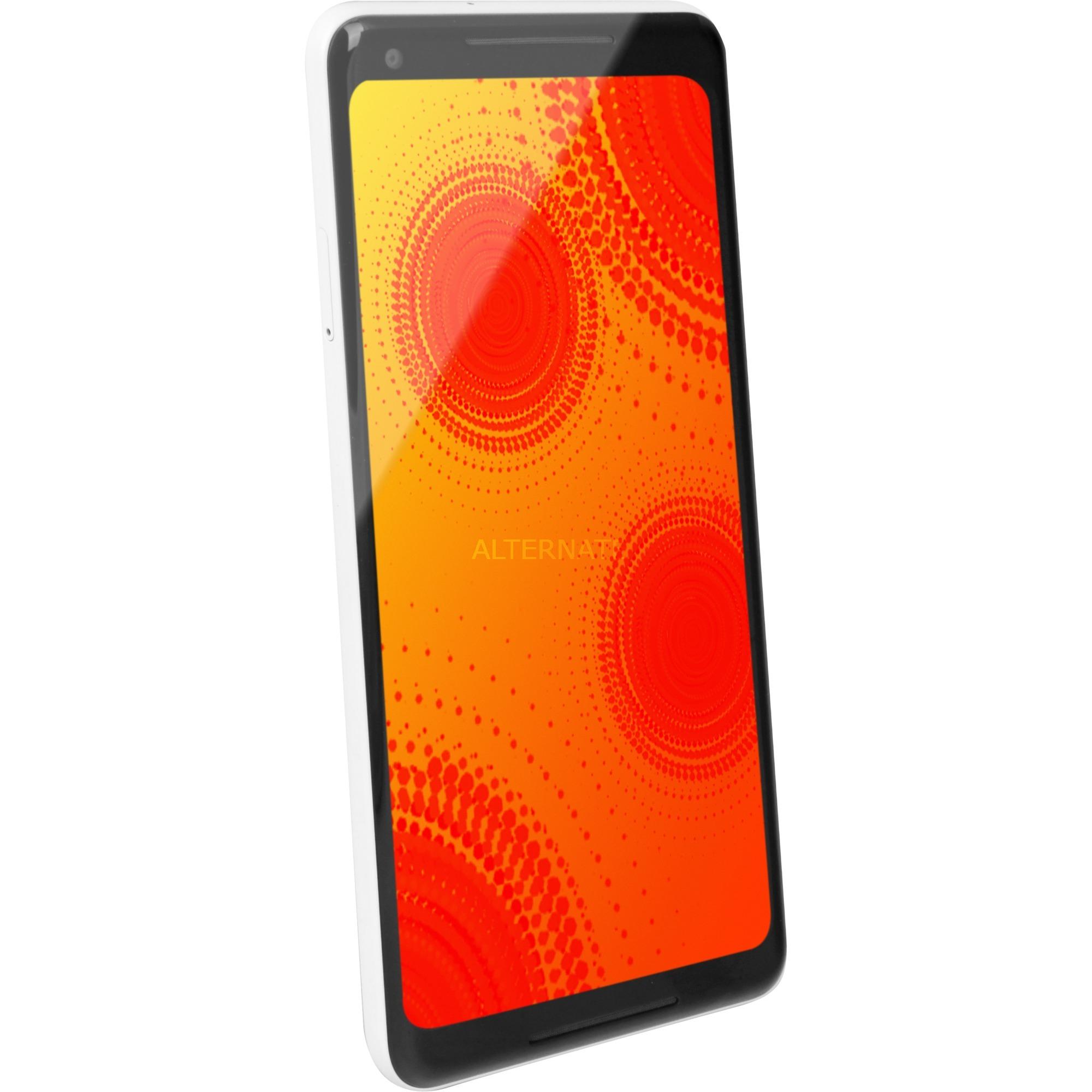 "Pixel 2 XL 15,2 cm (6"") 4 GB 64 GB SIM única 4G Negro, Blanco 3520 mAh, Móvil"