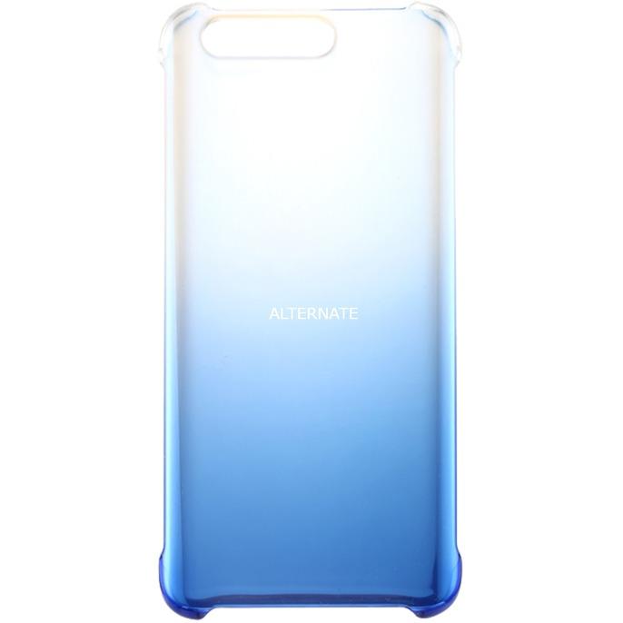"51992050 5.15"" Funda Azul, Transparente funda para teléfono móvil, Funda protectora"
