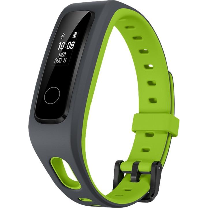 """Band 4 Running Pulsera de actividad Negro, Verde OLED 1,27 cm (0.5""""), SmartWatch"""