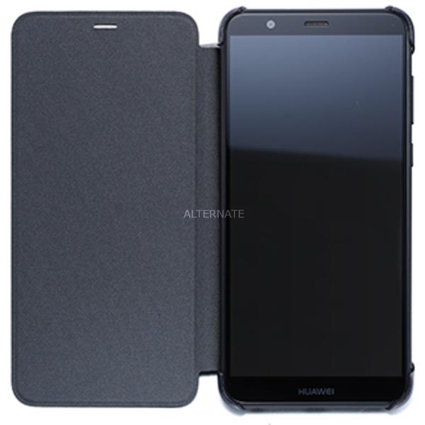 """51992274 funda para teléfono móvil 14,3 cm (5.65"""") Libro Negro, Funda protectora"""