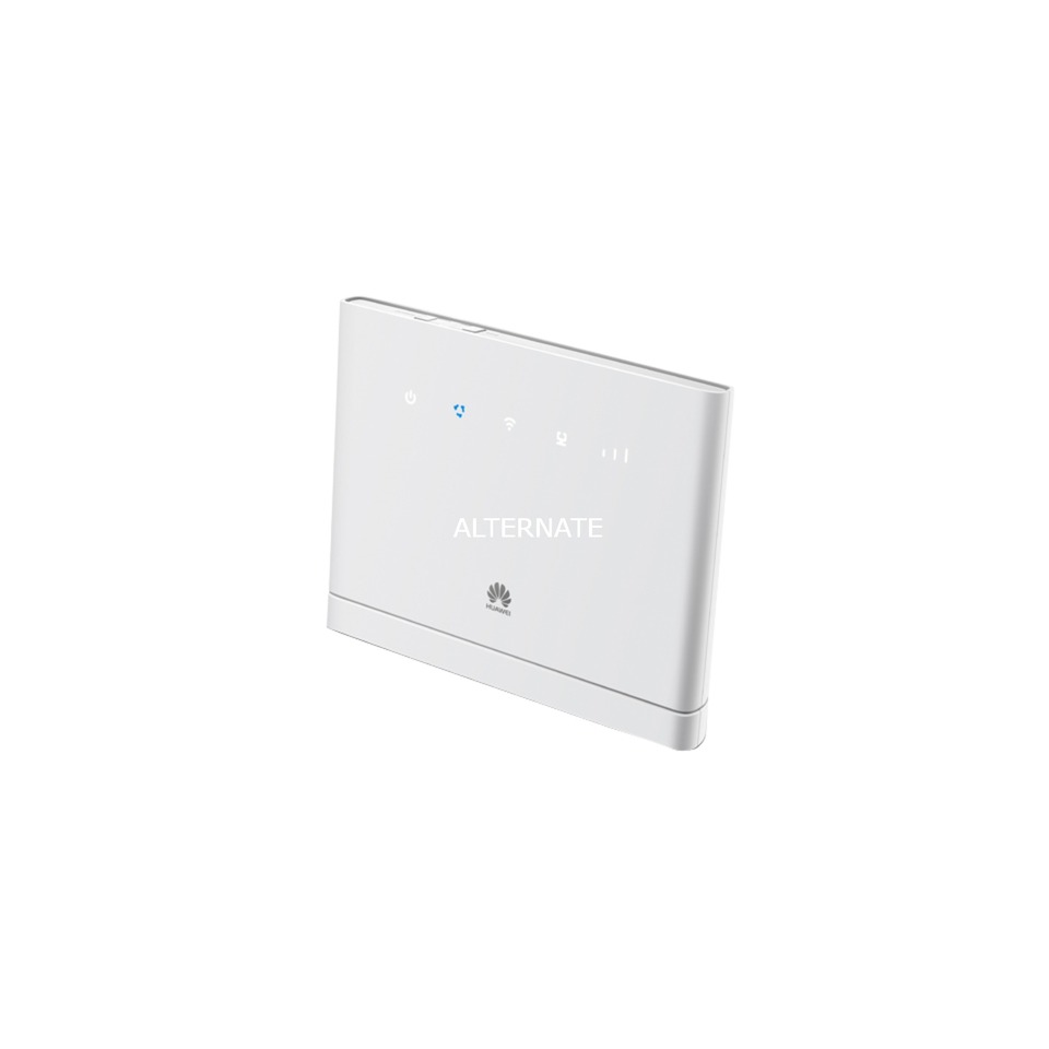 B315 router inalámbrico 3G 4G Blanco