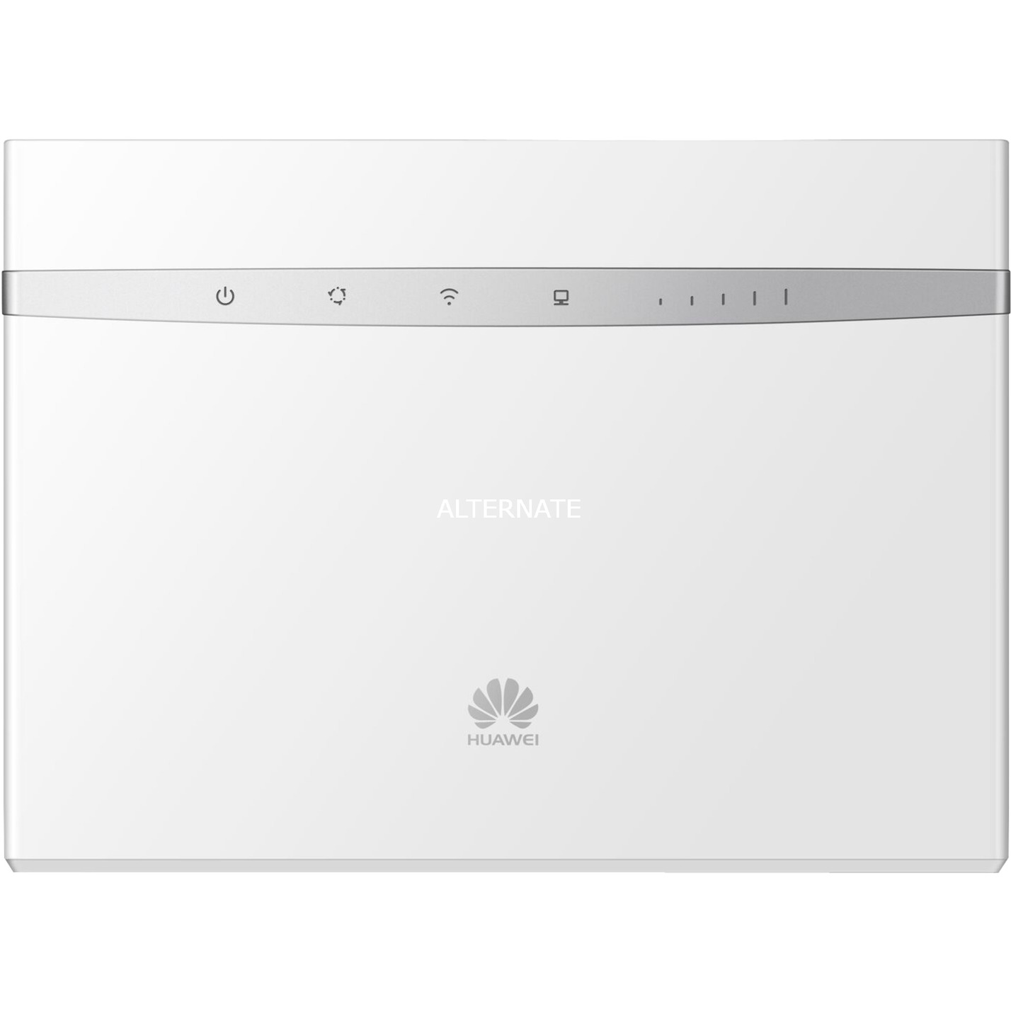 B525 router inalámbrico Doble banda (2,4 GHz / 5 GHz) Gigabit Ethernet 3G 4G Blanco