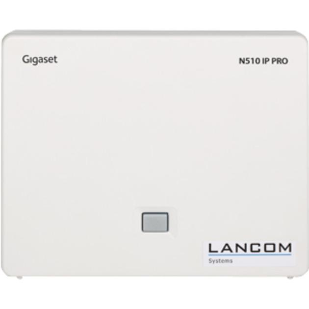DECT 510 IP router Ethernet Gris, Sistema telefónico